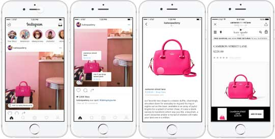 instagram e-commerce trends 2017