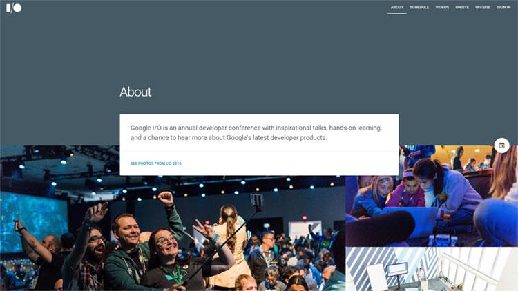 webdesign trends material design