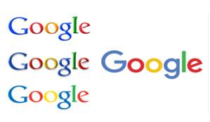 webdesign trends google logo