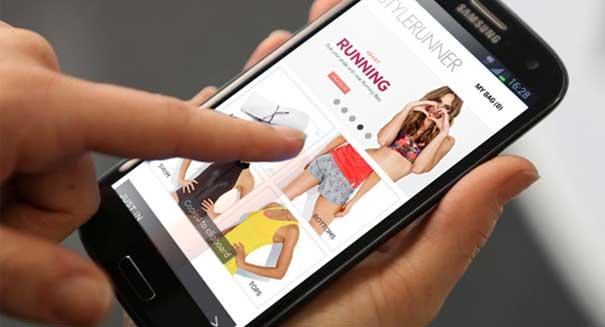 e-commerce trends 2017 smartphone gebruikers